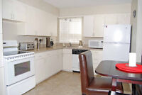 Beautiful 2-Bedroom Furnished Suite, Great East Side Location