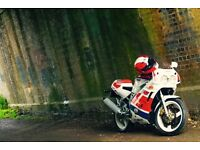 YAMAHA FZR 400r. Supersports bike, A2 LICENCE FRIENDLY