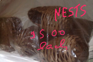 Nests for sale