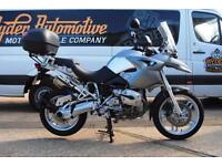 2006 - BMW R1200GS, GREAT CONDITION, £5,250 OR FLEXIBLE FINANCE TO SUIT YOU