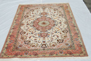 """7 F BY  10F Antique Carpets """"persian area rug"""