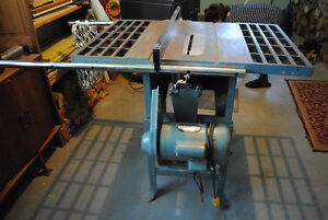 "10"" Table saw King"