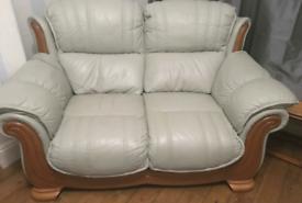 Leather Italian suite