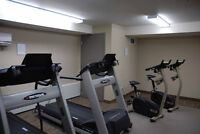 All-inclusive, we pay utilities. Onsite fitness!