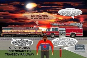 Véhicule et locomotive Firedog