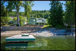 1.24 ACRES SHUSWAP LAKE WATERFRONT