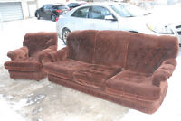 3 pc living room set - PICK UP ONLY
