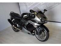 2010 KAWASAKI ZZR1400 DAF ABS, EXCELLENT CONDITION, £5990 OR FLEXIBLE FINANCE
