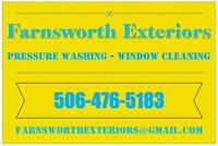 Mid-Summer Deal!!! Get 10%off Window Cleaning-Pressure Washing