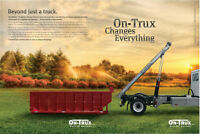 Truck Upfitting & Manufacturing of Roll-off Systems in Ontario