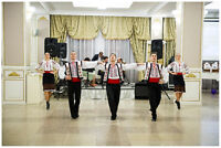 Music for moldavian and romanian parties and events.