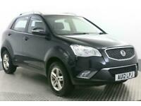 2012 Ssangyong Korando 2.0 S SUV Done Only 75k Miles With 2 Owners & FSH