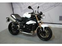 2011 TRIUMPH SPEED TRIPLE 1050, IMMACULATE CONDITION, £5,900 OR FLEXIBLE FINANCE