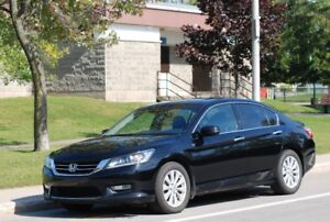 2013 Honda Accord V6 LX Sedan
