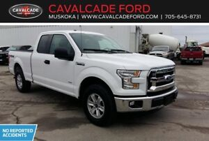 "2015 Ford F150 4x4 - Supercab XLT - 145"" WB"