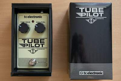 TC Electronic Tube Pilot Overdrive BOXED