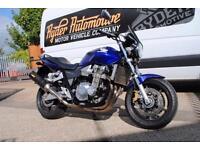 2008 - HONDA CB1300, EXCELLENT CONDITION, £5,000 OR FLEXIBLE FINANCE TO SUIT