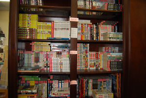 Manga/Graphic Novels