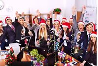 Host your Christmas Party at the Travelodge Hotel!!