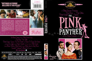 The Pink Panther dvd-Mint Condition