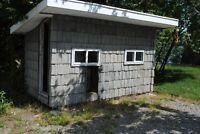 Chicken Coop 6 x 12 $750