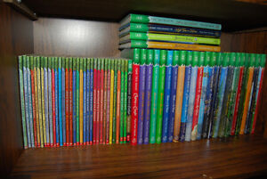 Magic Tree House Series by Mary Pope Osborne