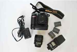 Nikon D300s Package