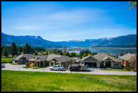 FULLY SERVICED LAKE VIEW SALMON ARM