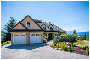 HIGH END LUXURY LAKE VIEW HOME BLIND BAY
