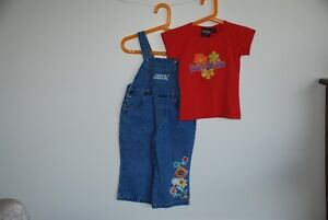Harley Davidson outfit Size 3T