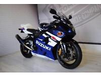 2004 - SUZUKI GSXR 600 K4, GOOD CONDITION, £2,500, FRESH MOT 3 MTHS WARRANTY