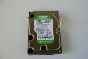 Western Digital Green Internal Hard Drive WD1-EADS