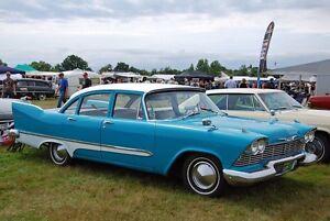 ISO 1957-60 Mopar Sedans OR 59-60 GM Sedans