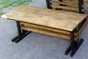 Rustic Hall Benches - Various Sizes and Styles Peterborough Peterborough Area image 10