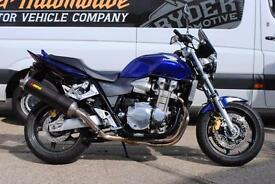 2008 - HONDA CB1300, EXCELLENT CONDITION, £5,000 OR FLEXIBLE FINANCE TO SUIT