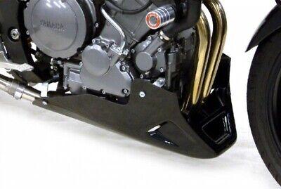YAMAHA TDM900 MATT BLACK BELLY PAN POWERBRONZE