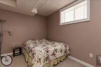Furnished two bedroom BSMT with seperate entry available Dec 1st