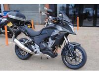 2014 - HONDA CB 500 X A-D, EXCELLENT CONDITION, £3,900 OR FLEXIBLE FINANCE
