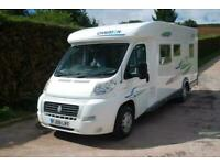 2008 CHAUSSON WELCOME 85 4 BERTH FIXED BED 58000 MILES