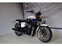 2014 - TRIUMPH BONNEVILLE, EXCELLENT CONDITION, £5,850 OR FLEXIBLE FINANCE