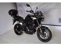 2014 - KAWASAKI VERSYS 650, IMMACULATE CONDITION, £4,750 OR FLEXIBLE FINANCE