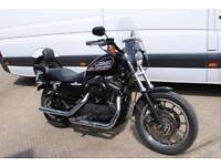 2010 HARLEY-DAVIDSON XL883R SPORTSTER, EXCELLENT COND, £5,350 FLEXIBLE FINANCE