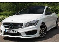 2013 Mercedes-Benz CLA CLASS 2.1 CLA200 CDI AMG Sport 7G-DCT 4dr Coupe Diesel Au