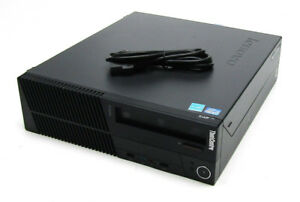 Lenovo ThinkCentre M92p SFF i5-3470 3.20GHz 4GB DDR3 500GB HD