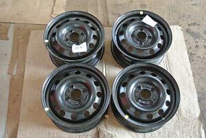 "Ford Focus 14"" steel winter rims"