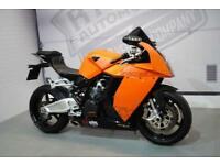 2011 - KTM RC8 1190, EXCELLENT CONDITION, £6,700 OR FLEXIBLE FINANCE
