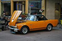 """1966 Sunbeam """"Tiger"""" Clone"""