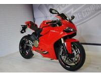 2014 DUCATI 1199 PANIGALE ABS, IMMACULATE CONDITION, £12,499 OR FLEXIBLE FINANCE