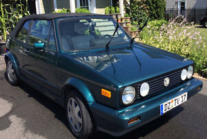 Golf Cabriolet Karmann 1992