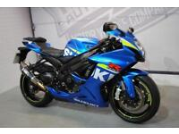 2015 SUZUKI GSXR 600, MOTO GP EDITION WITH YOSHIMURA, £7,250 OR FLEXIBLE FINANCE